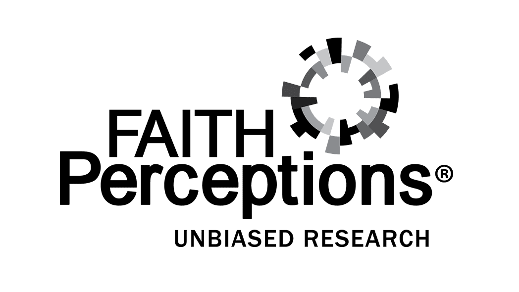 church media faith perceptions logo