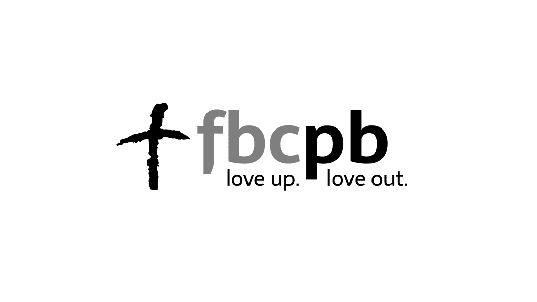church media first baptist church logo