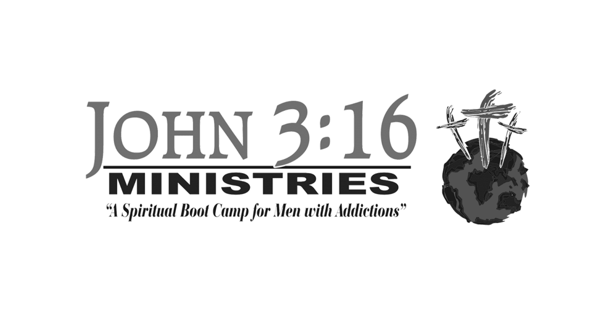 church media john 3:16 ministries logo