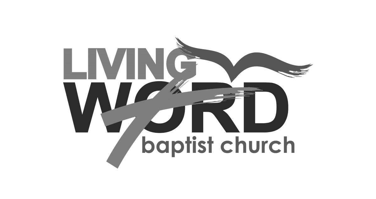 church media living word baptist church logo