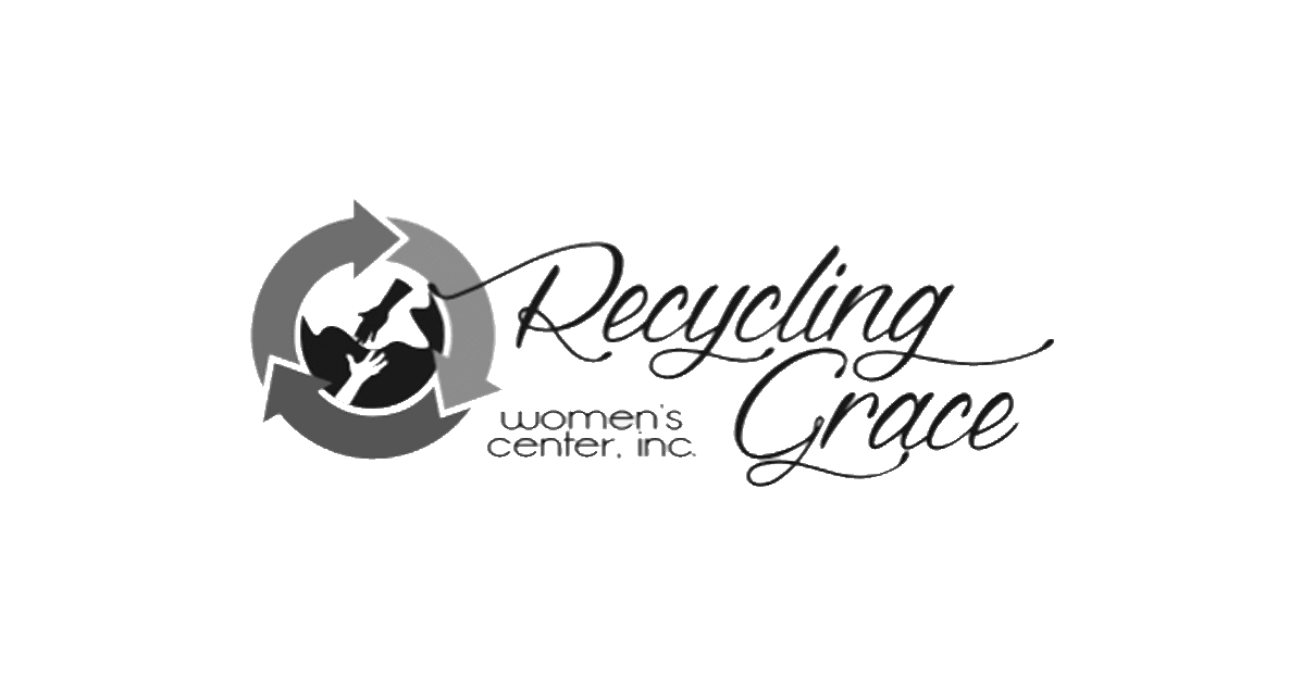 church media recycling grace logo