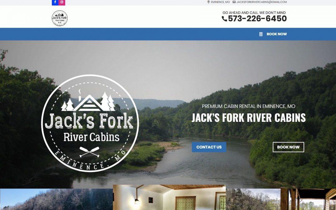 Jacks Fork River Cabins