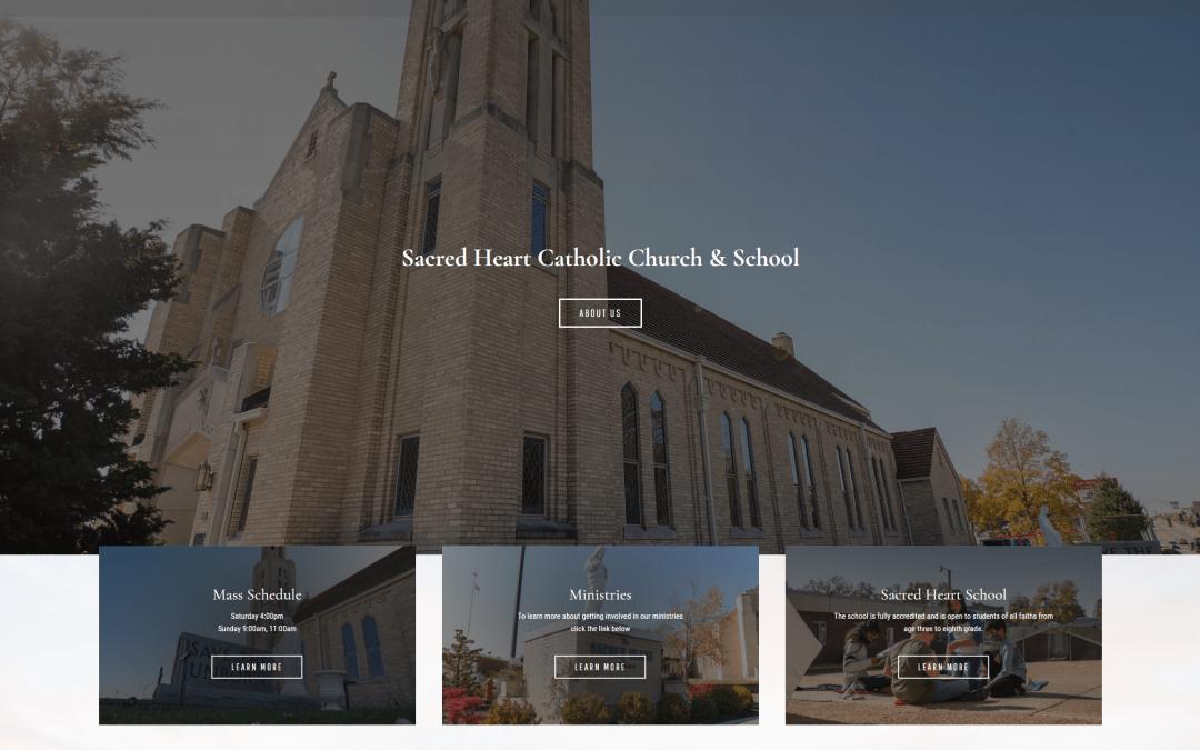Sacred Heart Church & School